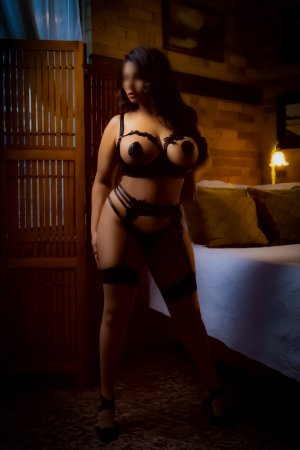 Marie-josee asian escorts in Live Oak