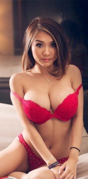 Marie-ketty asian escorts North Canton